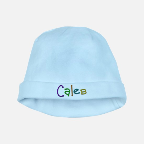 Caleb Play Clay baby hat