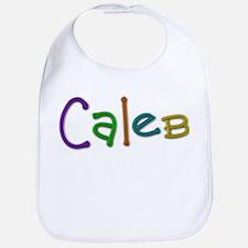Caleb Play Clay Bib