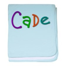 Cade Play Clay baby blanket