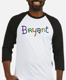 Bryant Play Clay Baseball Jersey