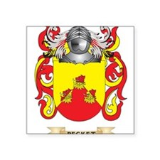 Becket-(Ireland) Coat of Arms Sticker