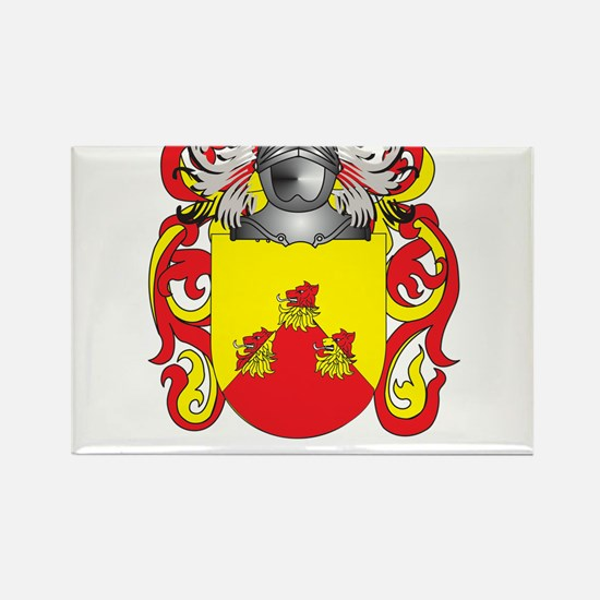 Becket-(Ireland) Coat of Arms Rectangle Magnet