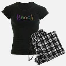 Brock Play Clay Pajamas