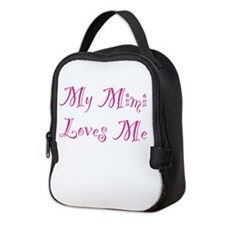 My Mimi Loves Me Neoprene Lunch Bag