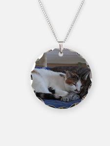 Unique Calico Necklace