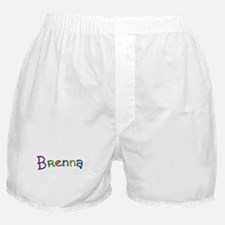Brenna Play Clay Boxer Shorts