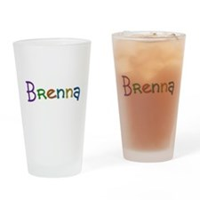 Brenna Play Clay Drinking Glass