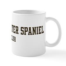 American Water Spaniel Fan Cl Mug