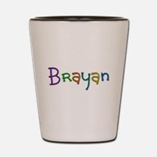 Brayan Play Clay Shot Glass