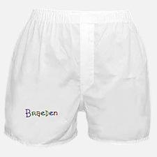 Braeden Play Clay Boxer Shorts