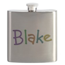 Blake Play Clay Flask