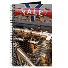 Yale Motocycle I - Notebook Journal