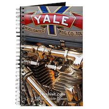 Yale Motocycle I - Notebook Journal