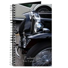 MG Roadster - Pashnit Notebook