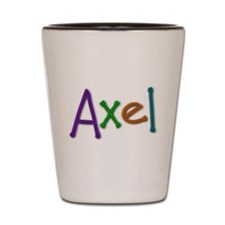 Axel Play Clay Shot Glass