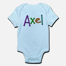 Axel Play Clay Body Suit