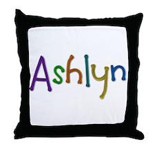 Ashlyn Play Clay Throw Pillow