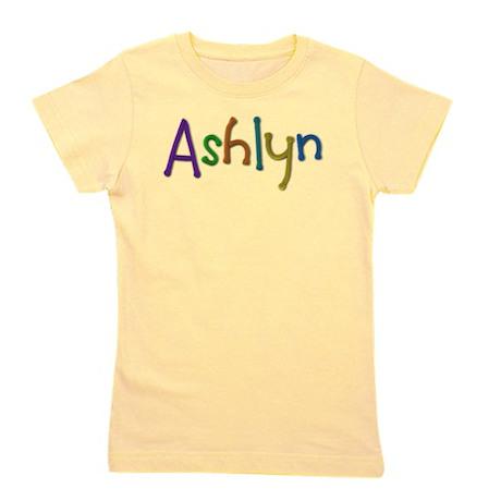 Ashlyn Play Clay Girl's Tee