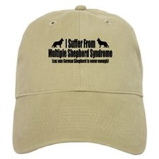 German Shepherd Dog Baseball Cap