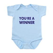 YOURE A WINNER 3 Body Suit