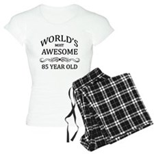 World's Most Awesome 85 Year Old Pajamas