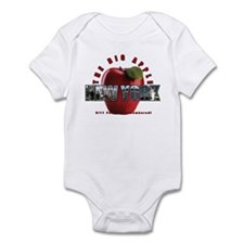 Big Apple #5 Infant Bodysuit