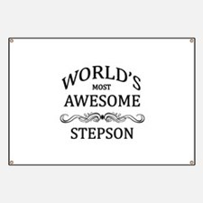 World's Most Awesome Stepson Banner