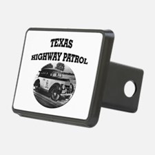 Texas Highway Patrol Hitch Cover