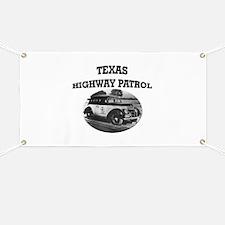 Texas Highway Patrol Banner