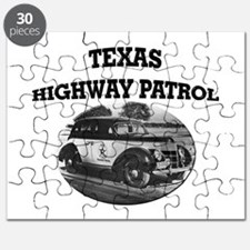 Texas Highway Patrol Puzzle
