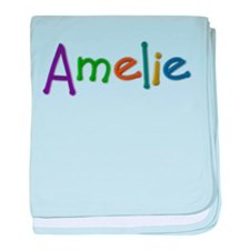 Amelie Play Clay baby blanket