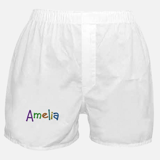 Amelia Play Clay Boxer Shorts