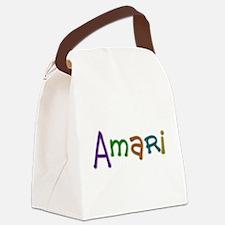 Amari Play Clay Canvas Lunch Bag