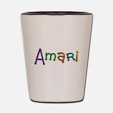 Amari Play Clay Shot Glass