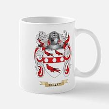Begley Coat of Arms Mug
