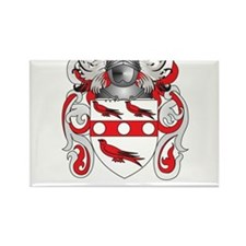 Begley Coat of Arms Rectangle Magnet