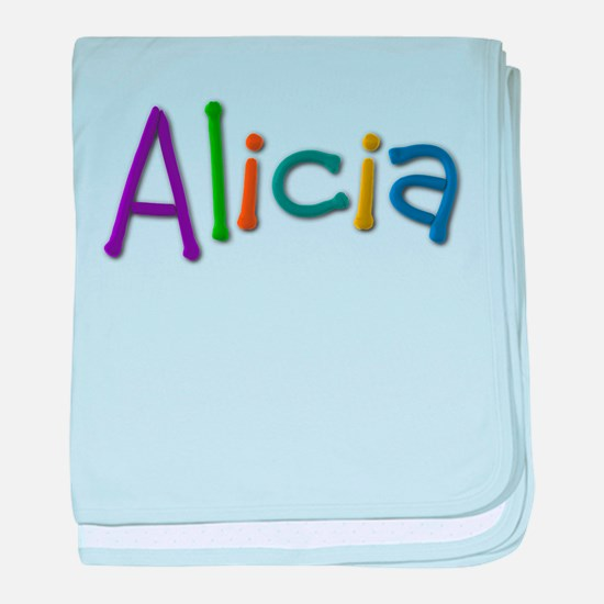 Alicia Play Clay baby blanket