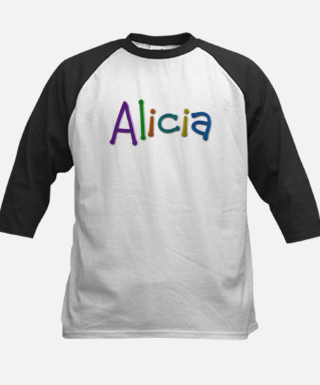 Alicia Play Clay Baseball Jersey