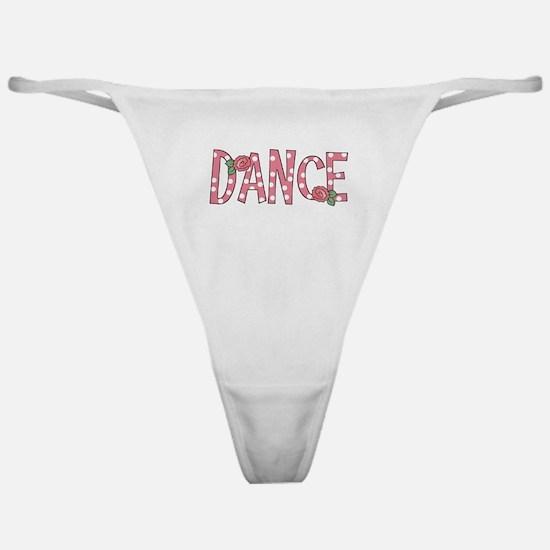 DANCE Classic Thong