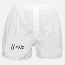 Alexis Play Clay Boxer Shorts