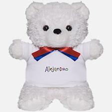 Alejandro Play Clay Teddy Bear