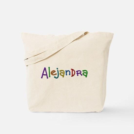 Alejandra Play Clay Tote Bag