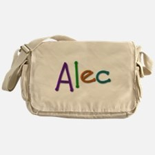 Alec Play Clay Messenger Bag