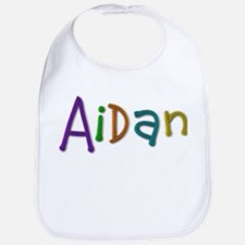 Aidan Play Clay Bib