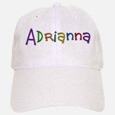 Adrianna Play Clay Baseball Baseball Baseball Cap