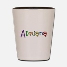 Adriana Play Clay Shot Glass