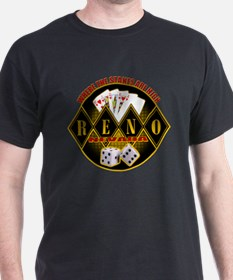 Where The Stakes Are High! T-Shirt
