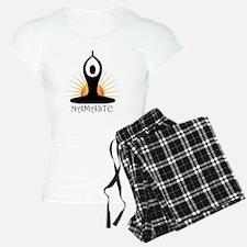 Morning Yoga, Rising Sun, N Pajamas