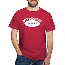 Proud Grampa (white) T-Shirt