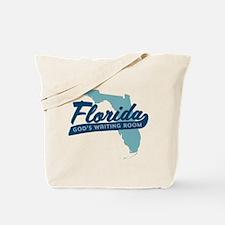 Florida Gods Waiting Room Tote Bag
